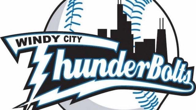 Windy City ThunderBolts @ Schaumburg Boomers 6/24