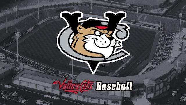 Washington Wild Things vs. Tri-City ValleyCats - July 15, 2021 @ 6:30 PM EST