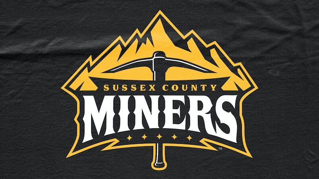 Sussex County Miners VS Tri-City Vall...
