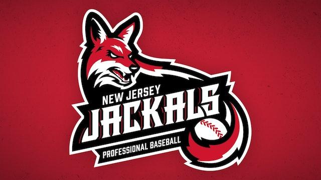 New Jersey Jackals VS New York Boulders - May 29th, 2021