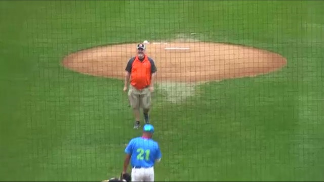 New York Boulders vs. Tri-City ValleyCats - August 19, 2021 @ 6:30 PM - Part 1
