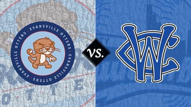 Windy City ThunderBolts v. Evansville Otters 8/5