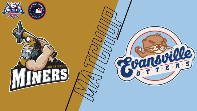 So. Illinois Miners vs. Evansville Otters - July 31, 2021