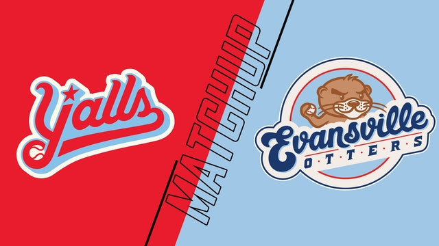 Florence Y'alls vs. Evansville Otters (Exhibition) - May 18, 2021