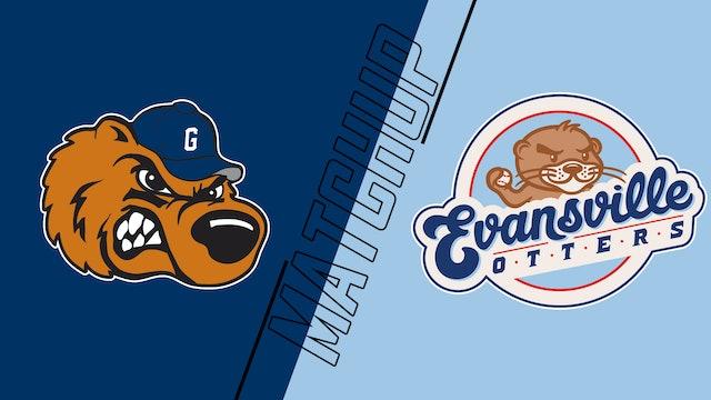 Gateway Grizzlies vs. Evansville Otters - August 20, 2021