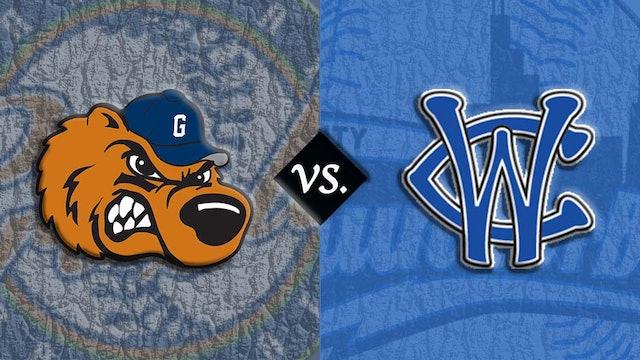 Windy City ThunderBolts v. Gateway Grizzlies 9/8