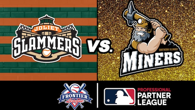 Joliet Slammers vs Southern Illinois Miners - July 11, 2021 (Game 1)
