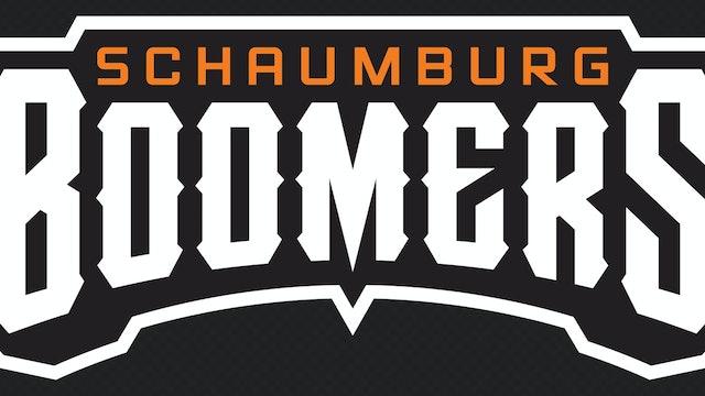 Schaumburg Boomers vs Evansville Otters 6_4_21