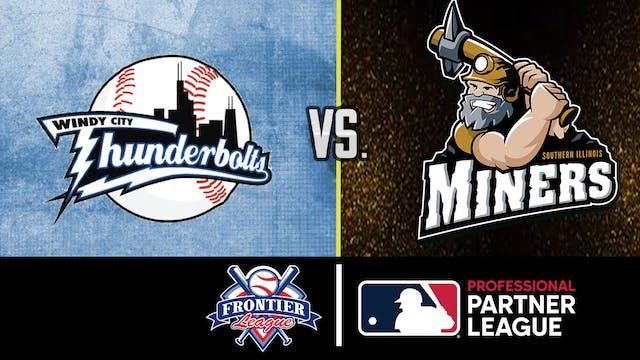 Windy City ThunderBolts vs Southern I...