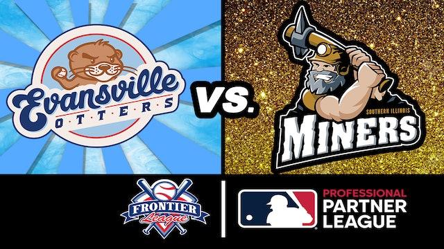 Evansville Otters vs Southern Illinois Miners -  September 2, 2021