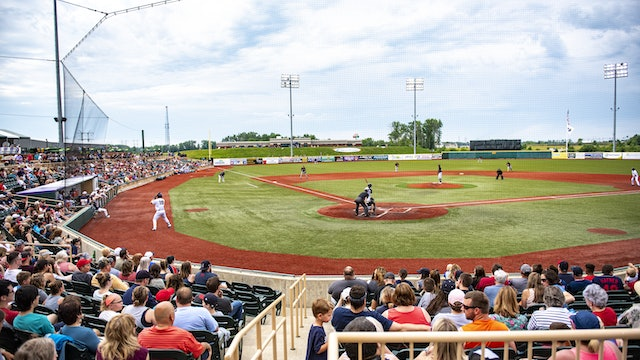 Crushers vs.  Miners - August 26, 2021 Game 2