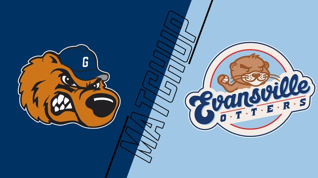 Gateway Grizzlies vs. Evansville Otters - August 22, 2021