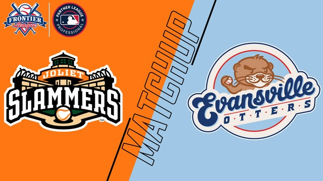 Joliet Slammers vs. Evansville Otters - Sept. 8, 2021