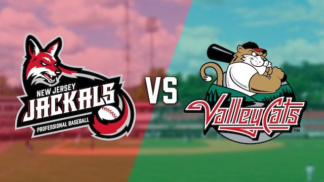 New Jersey Jackals VS Tri-City ValleyCats - 7/1