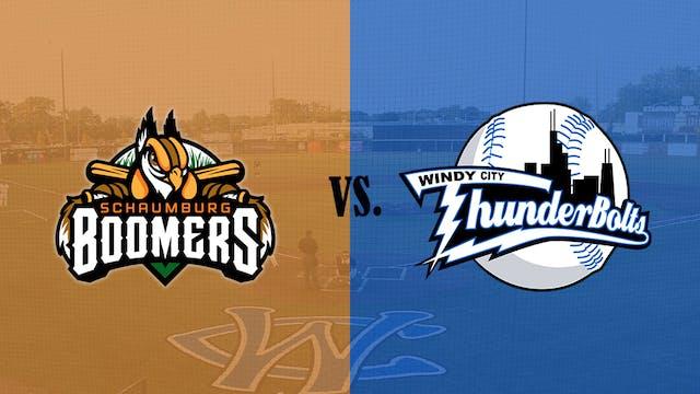 Windy City ThunderBolts v. Schaumburg...