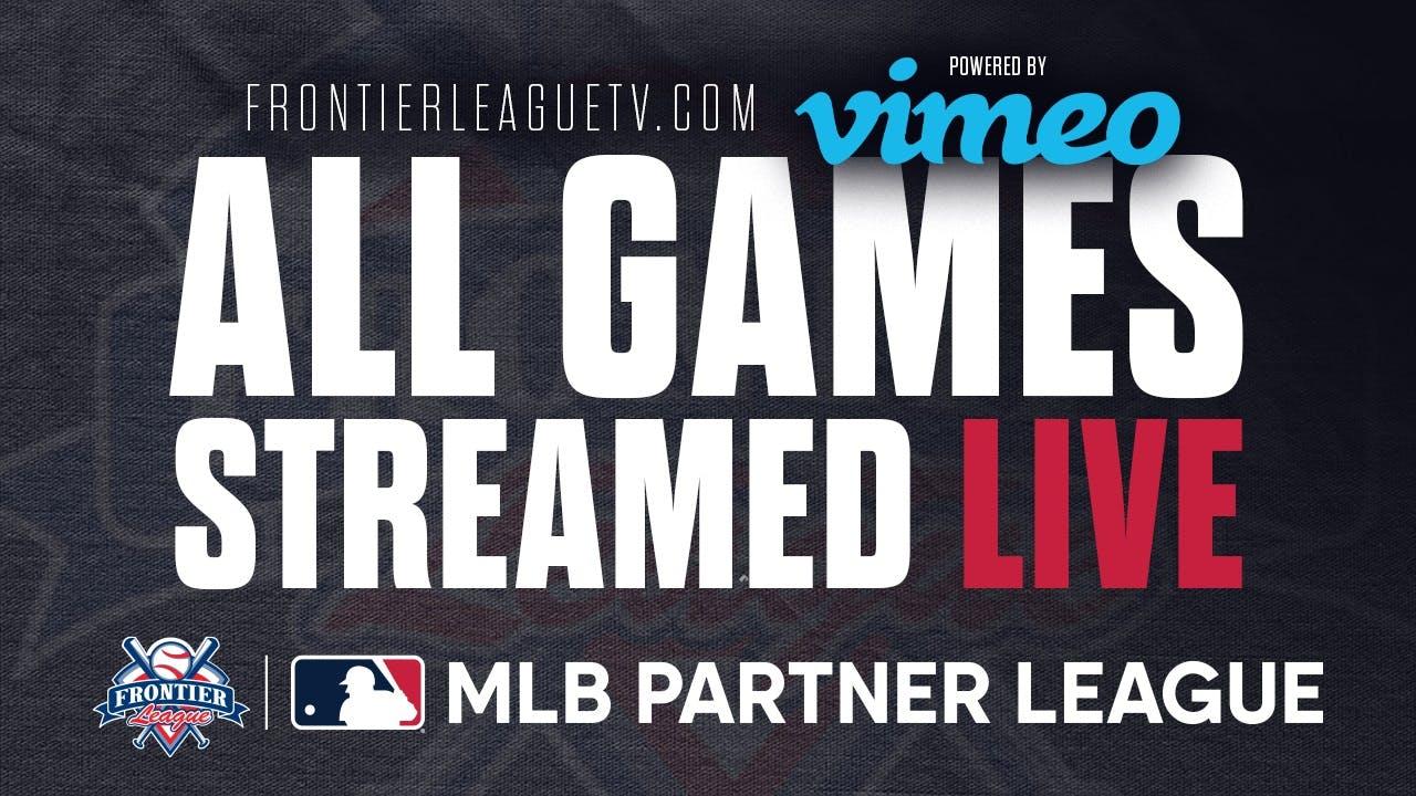 Frontier League, a MLB Professional Partner League