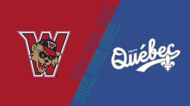 Washington Wild Things vs Équipe Québec - 17 septembre 2021