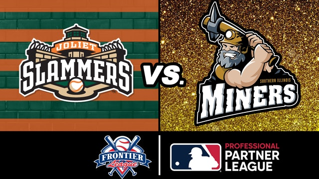 Joliet Slammers vs Southern Illinois Miners - July 9, 2021