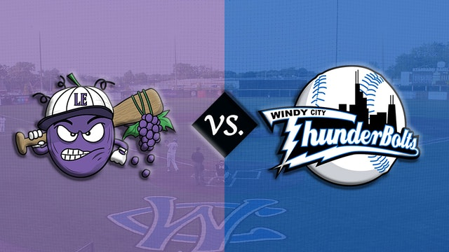 Windy City ThunderBolts v. Lake Erie Crushers 7/9