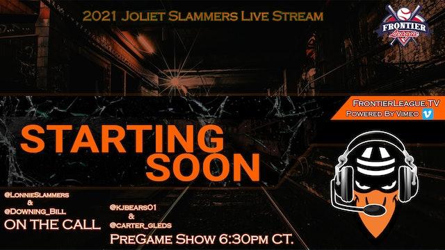 Joliet Slammers Vs. Schaumburg Boomers - June 1st, 2021 Part 2