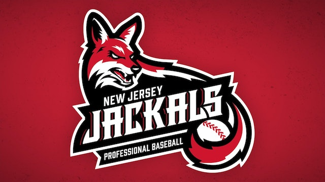 New Jersey Jackals VS New York Boulders Doubleheader - May 31st, 2021