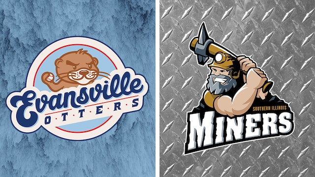 Evansville Otters vs Southern Illinois Miners - June 27, 2021