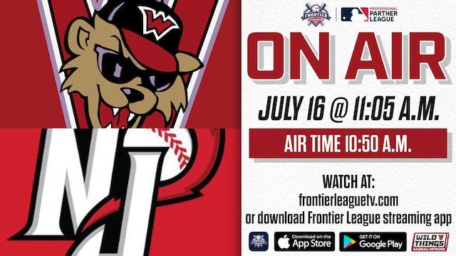 Washington @ New Jersey - July 16 - 11:05 a.m.