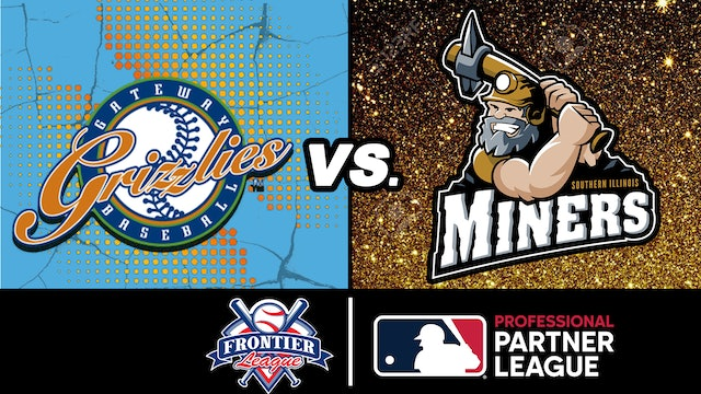 Gateway Grizzlies vs Southern Illinois Miners - July 7, 2021