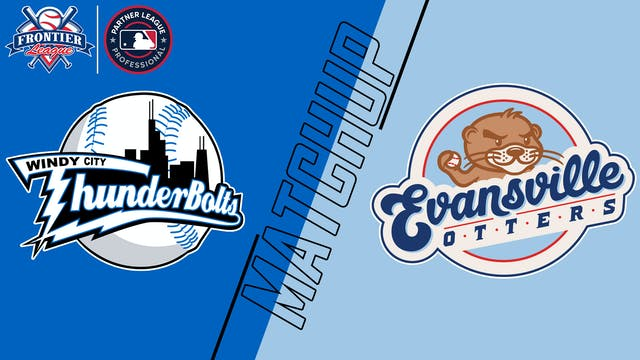 Windy City Thunderbolts vs. Evansvill...