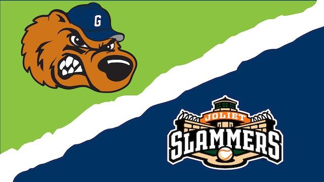Gateway Grizzlies vs. Joliet Slammers...