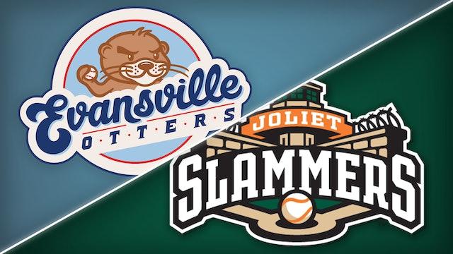 Joliet Slammers Vs. Evansville Otters - June 24th, 2021 @6:35pm (CDT) - Part 8