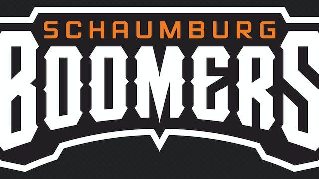 Schaumburg Boomers Stream Test 5-26