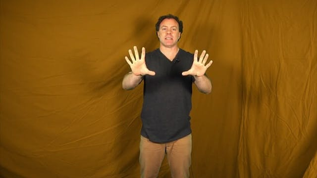 The Six Healing Sounds: 4-Video Collection ($15 for Approximately 60 minutes)