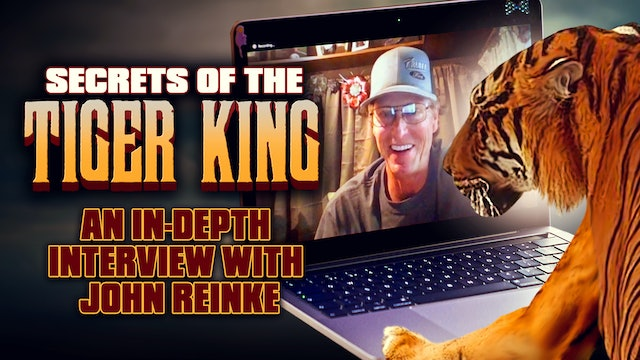 Secrets Of The Tiger King
