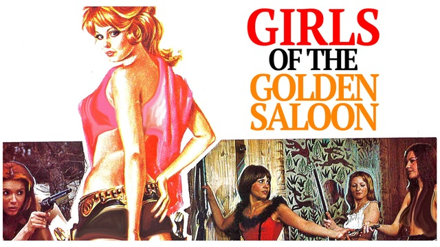 Girls Of The Golden Saloon