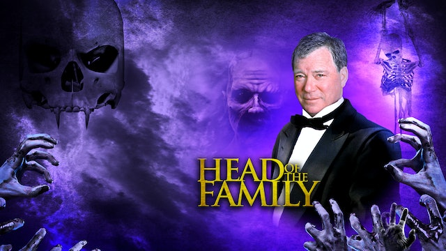 William Shatner's Halloween Frightnight: Head of The Family