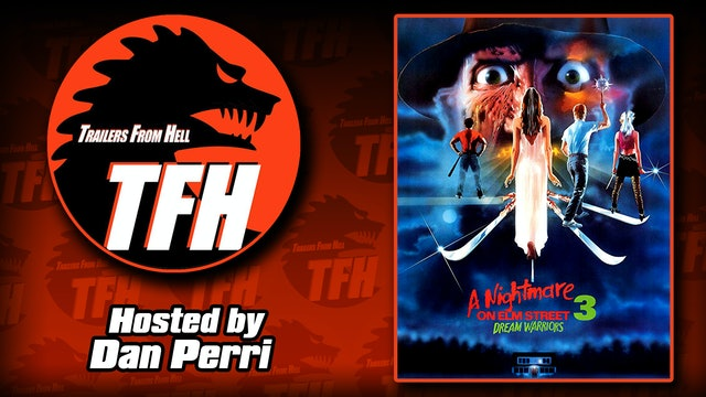 Trailers from Hell: A Nightmare on Elm Street 3 hosted by Dan Perri