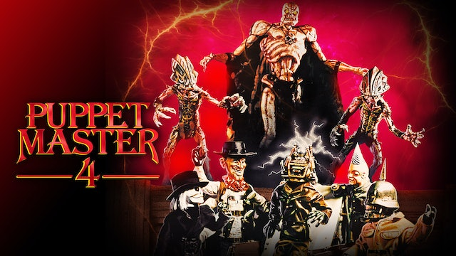 Puppet Master 4: When Bad Puppets Turn Good!