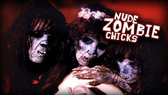 Nude Zombie Chicks