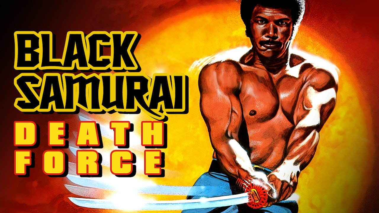 Black Samurai: Death Force