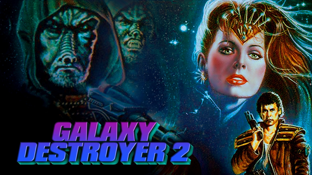 Galaxy Destroyer 2