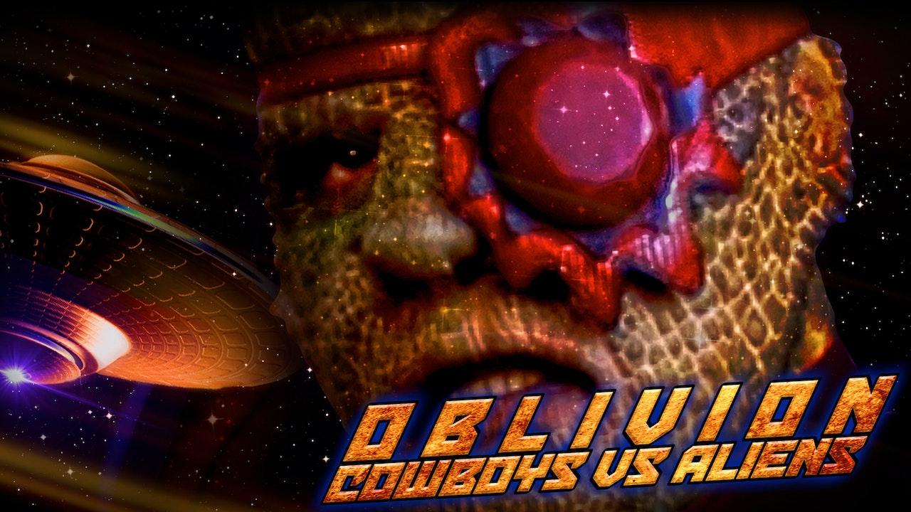 Oblivion: Cowboys vs Aliens