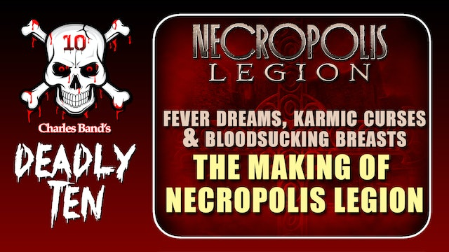 D10: The Making of Necropolis Legion