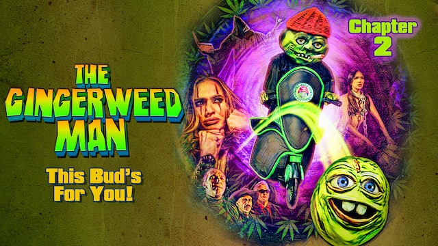 The Gingerweed Man: Chapter 2