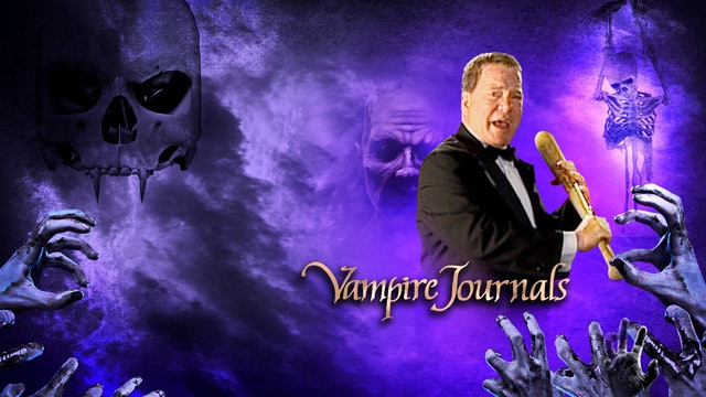 William Shatner's Frightnight: Vampire Journals