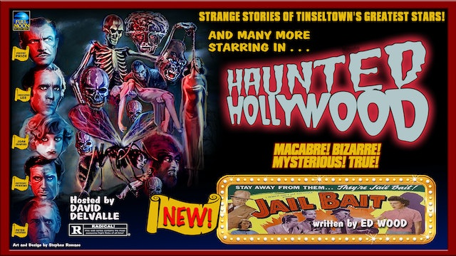 Haunted Hollywood: Jailbait