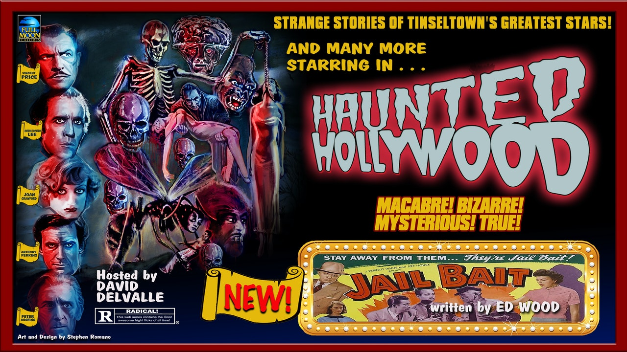 Haunted Hollywood: Jailbait