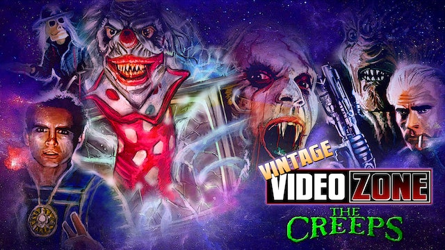 Vintage Videozone: The Creeps