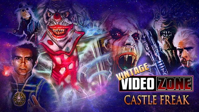 Vintage Videozone: Castle Freak