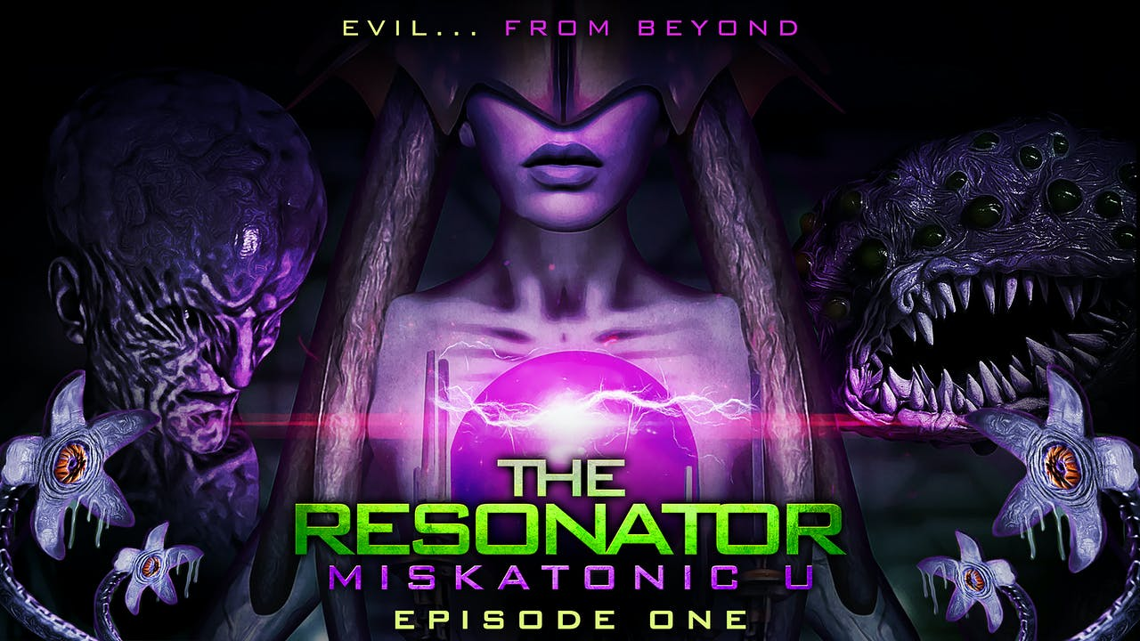 The Resonator: Miskatonic U: Episode 1